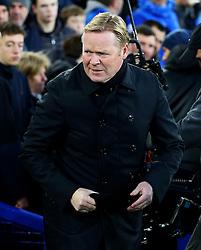 Everton manager Ronald Koeman - Mandatory by-line: Matt McNulty/JMP - 04/12/2016 - FOOTBALL - Goodison Park - Liverpool, England - Everton v Manchester United - Premier League