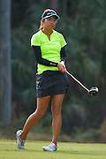 Prima Thammaraks during the final round of the LPGA Qualifying Tournament Stage Three at LPGA International in Daytona Beach, Florida on Dec. 6, 2015.<br /> <br /> <br /> ©2015 Scott A. Miller
