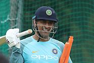 Cricket - India Nets at Port Elizabeth 11th Feb 2018