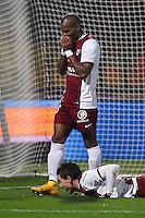 Deception Metz - Florent MALOUDA - 03.12.2014 - Metz / Bordeaux - 16eme journee de Ligue 1 <br />Photo : Fred Marvaux / Icon Sport