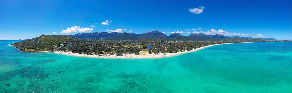 Kailua Beach, Kailua, Oahu, Hawaii