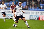 Bolton Wanderers Darren Pratley (21) during the EFL Sky Bet League 1 match between Bolton Wanderers and Northampton Town at the Macron Stadium, Bolton, England on 18 March 2017. Photo by Craig Galloway.