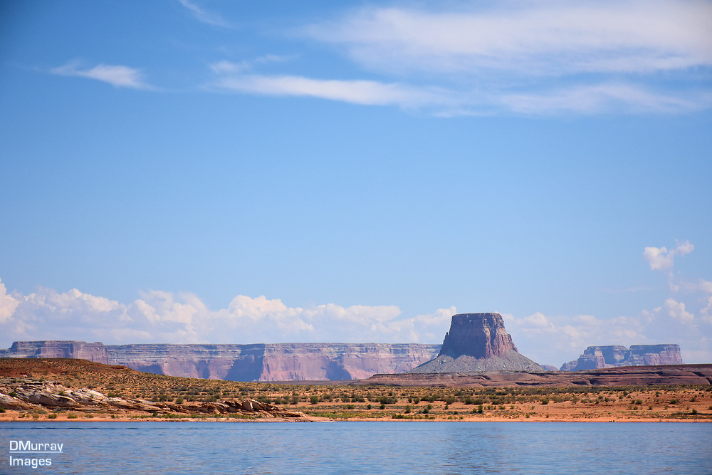 Wahweap Bay, Lake Powell, Utah - Arizona, USA