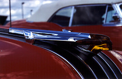 Pontiac Sky Chief hood ornament (it illuminates)