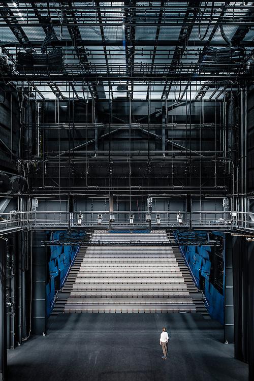 Lappeenranta City Theatre in Finland, designed by ALA architects