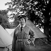 Lois Banyard<br /> WAAF Ground Crew