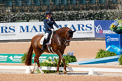 Voets Sanne, NED, Demantur<br /> World Equestrian Games - Tryon 2018<br /> © Hippo Foto - Sharon Vandeput<br /> 20/09/2018