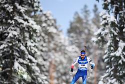 March 9, 2019 - –Stersund, Sweden - 190309 Benjamin Weger of Switzerland competes in the Men's 10 KM sprint during the IBU World Championships Biathlon on March 9, 2019 in Östersund..Photo: Petter Arvidson / BILDBYRÃ…N / kod PA / 92252 (Credit Image: © Petter Arvidson/Bildbyran via ZUMA Press)