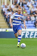 Reading FC defender (5) Paul McShane during the EFL Sky Bet Championship match between Reading and Huddersfield Town at the Madejski Stadium, Reading, England on 24 September 2016. Photo by Mark Davies.