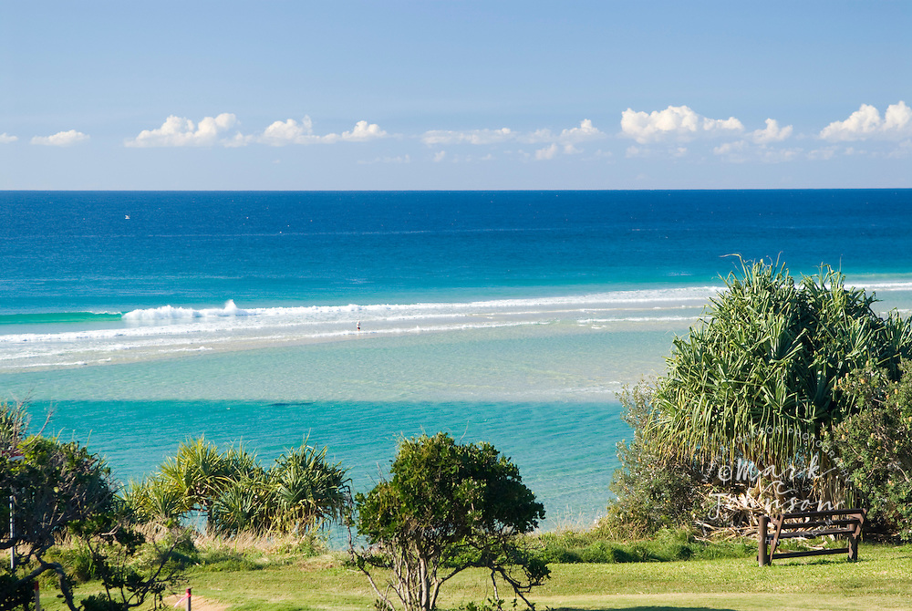 Deadman's Beach, N. Stradbroke Island, Queensland, Australia