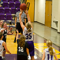 01-18-14  Berryville Youth Basketball vs. Pea Ridge  4th Game