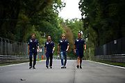 September 3-5, 2015 - Italian Grand Prix at Monza: Marcus Ericsson, Sauber Ferrari