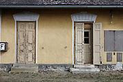 Ehemaliges Bahnhofsgebäude Schachendorf, Burgenland