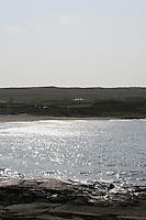 Beach on Inis Mor the Aran Islands County Galway Ireland