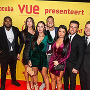NLD/Hilversum/20190211- Verliefd op Cuba premiere, ex on the Beach 2019