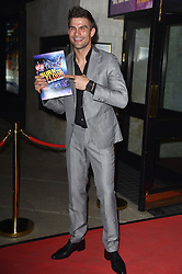 Aljaz Skorjanec bei der Fire In The Ballroom VIP Opening Night in London / 191016<br /> <br /> <br /> *** Fire In The Ballroom VIP Opening Night in London on October 19, 2016 ***