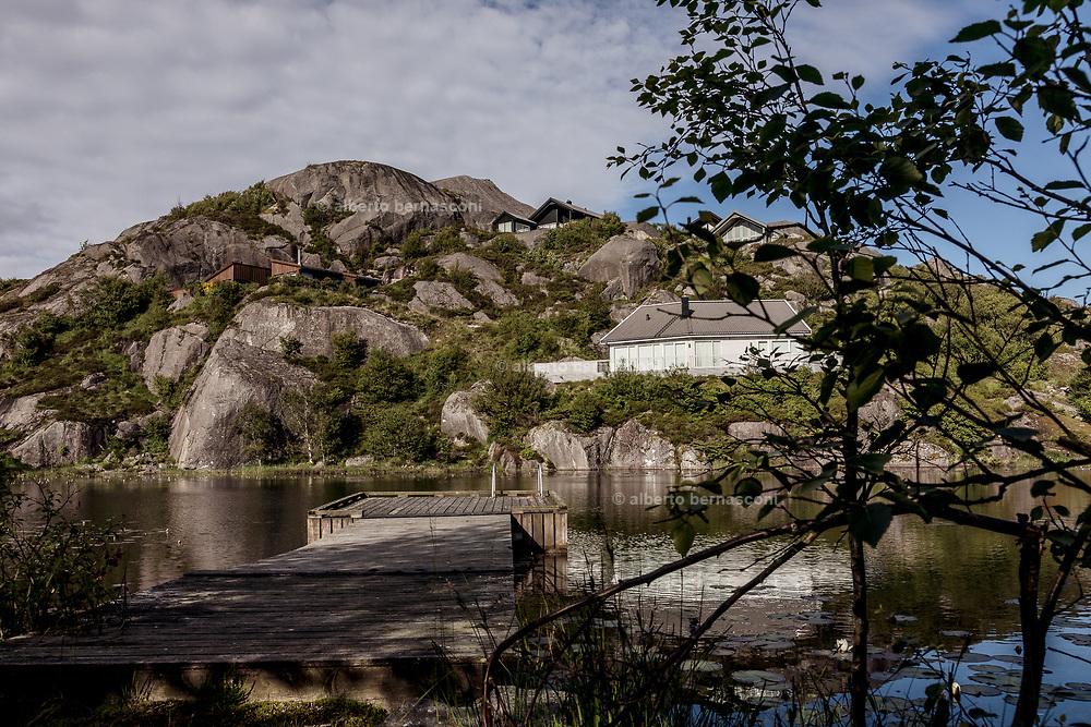 Igletjorna lake