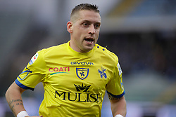 03.02.2019, Stadio Carlo Castellani, Empoli, ITA, Serie A, Empoli FC vs Chievo Verona, 22. Runde, im Bild Emanuele Giaccherini in azione // Emanuele Giaccherini during the Seria A 22th round match between Empoli FC and Chievo Verona at the Stadio Carlo Castellani in Empoli, Italy on 2019/02/03. EXPA Pictures © 2019, PhotoCredit: EXPA/ laPresse/ Marco Bucco<br /> <br /> *****ATTENTION - for AUT, SUI, CRO, SLO only*****