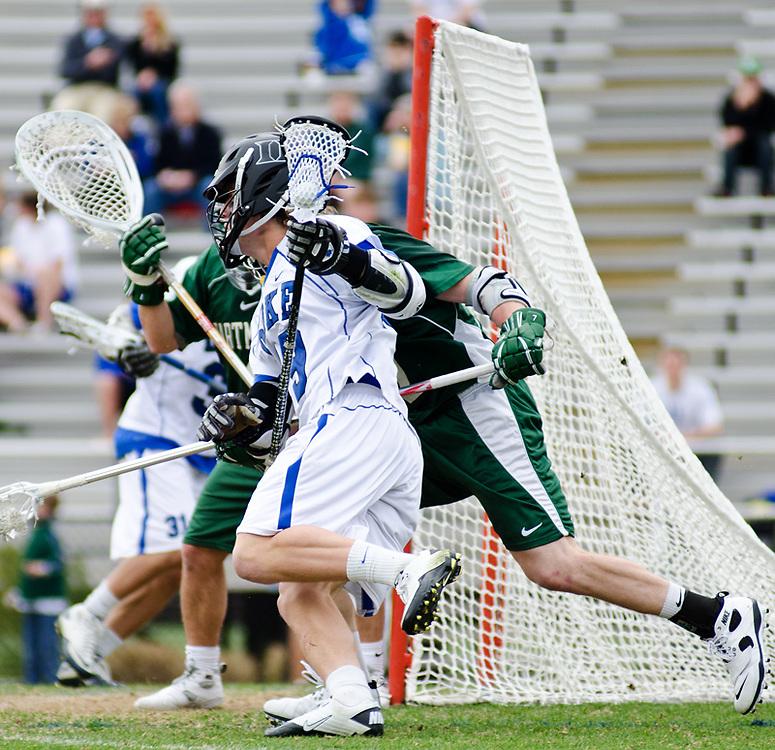 March 20 2011:Duke attack Christian Walsh (19)