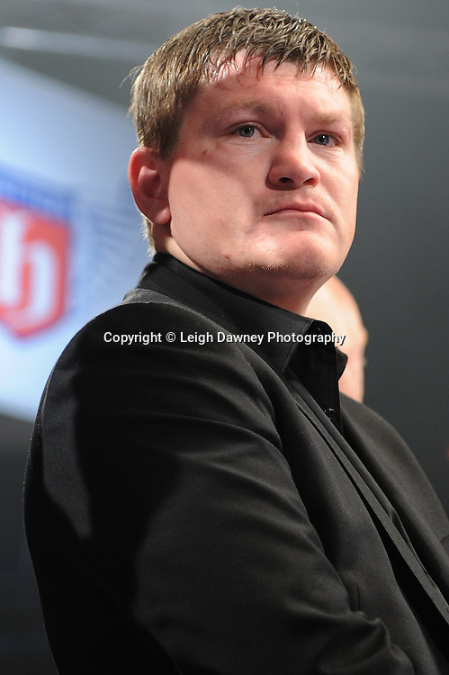 Promoter Ricky Hatton at The Night of Champions, Premier Suite,Reebok Stadium, Bolton,UK. Saturday 26th February 2011. Hatton Promotions. Photo credit © Leigh Dawney.