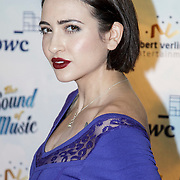 NLD/Den Bosch/20141123- Premiere Musical The Sound of Music, Christina Curry
