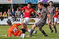 ANNA PAULOWNA, 07-07-2017, Polderse selectie - AZ, kleine Sluis, 2-3, AZ speler Joris van Overeem
