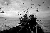 Pescadores lagoa Mirim