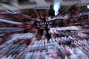 Virtus Segafredo Bologna tifosi<br /> Segafredo Virtus Bologna - Umana Reyer Venezia<br /> LegaBasket Serie A 2017/2018<br /> Bologna, 29/10/2017<br /> Foto M.Ceretti / Ciamillo-Castoria