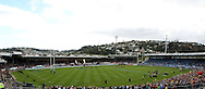 General ground view of Carisbrook..Investec Super Rugby - Highlanders v Crusaders, 19 March 2011, Carisbrook Stadium, Dunedin, New Zealand..Photo: Rob Jefferies / www.photosport.co.nz