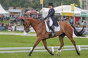 MR BASS ridden by Laura Collett at Bramham International Horse Trials 2016 at Bramham Park, Bramham, United Kingdom on 10 June 2016. Photo by Mark P Doherty.
