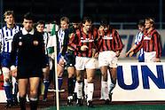 HJK - European matches