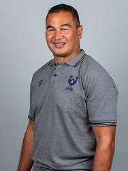 Pat Lam - Mandatory by-line: Robbie Stephenson/JMP - 01/08/2019 - RUGBY - Clifton Rugby Club - Bristol, England - Bristol Bears Headshots 2019/20