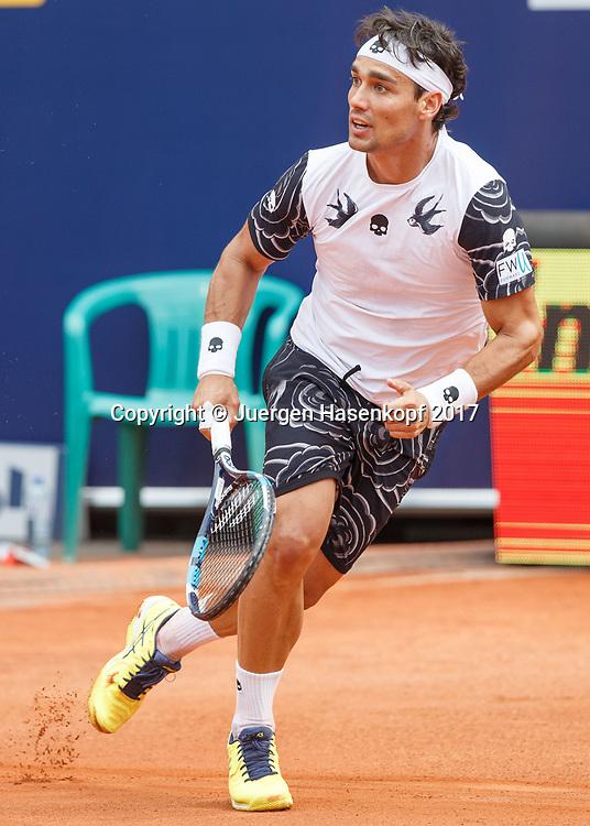 FABIO FOGNINI (ITA)<br /> <br /> Tennis - Generali-Kitzbuehel-Open2017 - ATP 250 -  Kitzbuehler Tennis Club - Kitzbuehel - Tirol - Oesterreich  - 3 August 2017. <br /> &copy; Juergen Hasenkopf