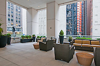 Courtyard / Terrace at 325 5th Avenue