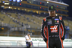 November 16, 2018 - Homestead, Florida, U.S. - Kurt Busch (41) hangs out on pit road before qualifying for the Ford 400 at Homestead-Miami Speedway in Homestead, Florida. (Credit Image: © Chris Owens Asp Inc/ASP)