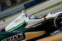 Ed Carpenter, INDYCAR Spring Training, Sebring International Raceway, Sebring, FL 03/05/12-03/09/12