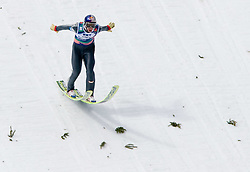 SCHLIERENZAUER Gregor, SV Innsbruck-Bergisel, AUT  competes during Flying Hill Team Second Round at 4th day of FIS Ski Flying World Championships Planica 2010, on March 21, 2010, Planica, Slovenia.  (Photo by Vid Ponikvar / Sportida)