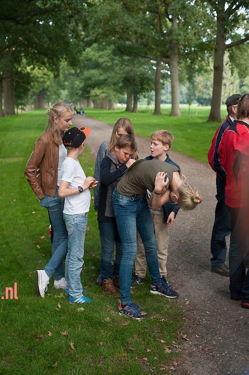 The Netherlands, Nederland Denekamp Singraven 50 jarig huwelijksfeest Herman & Mia
