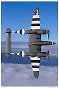 P-38, aerial