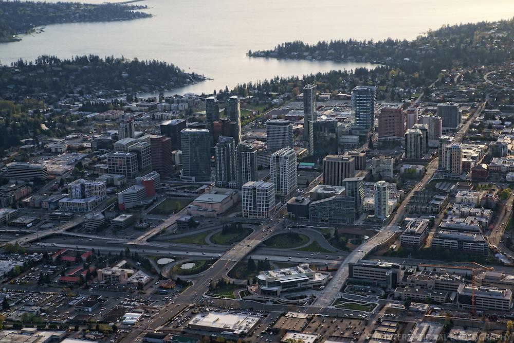 City of Bellevue & Lake Washington
