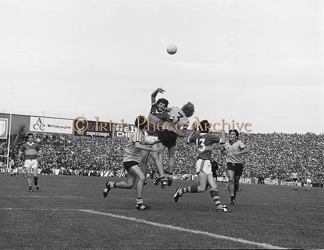 All Ireland Senior Football Championship Final Kerry v Down, 16.09.1979, 09.16.1979, 16th September 1979, 16091979AISFCF, Kerry 3-13 Dublin 1-08, .