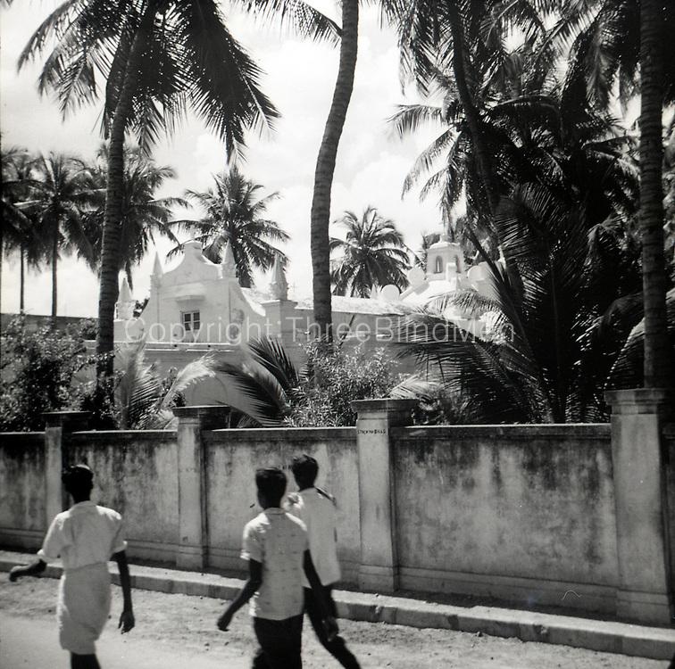 India. Church architecture.