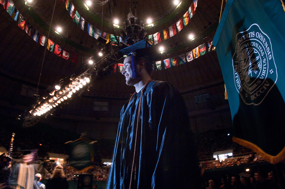 18276Undergraduate Commencement 2007...Spencer Griffin