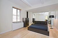 Bedroom at 150 West 51st Street