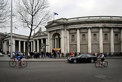 IRELAND DUBLIN 6FEB06 - Irish Central Bank building in Dublin city centre.. . jre/Photo by Jiri Rezac. . © Jiri Rezac 2006. . Contact: +44 (0) 7050 110 417. Mobile:  +44 (0) 7801 337 683. Office:  +44 (0) 20 8968 9635. . Email:   jiri@jirirezac.com. Web:    www.jirirezac.com. . © All images Jiri Rezac 2006 - All rights reserved.