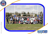 Bath Rugby Camp at Lambridge Training Ground. 6-4-2006. Pics with Players
