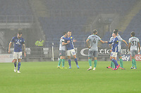 Football - 2019 / 2020 Championship - Cardiff City vs Blackburn Rovers<br /> <br /> <br /> in a match played with no crowd due to Covid 19 coronavirus emergency regulations, at the almost empty Liberty Stadium.<br /> <br /> COLORSPORT/WINSTON BYNORTH