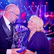 NLD/Hilversum/20100910 - Finale Holland's got Talent 2010, Tineke de Nooij en Martin Hurkens