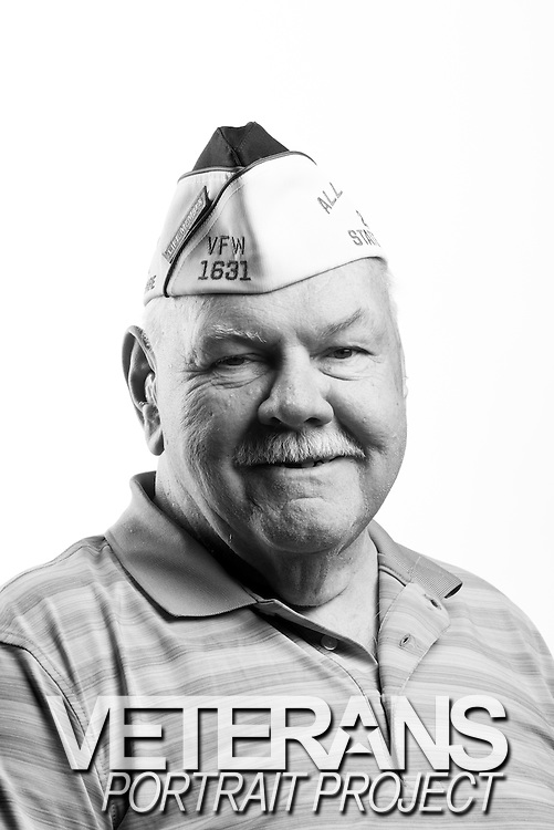 John S. Rubery<br /> Army<br /> E-6<br /> Wheel and Track Mechanic<br /> Dec. 13, 1966 - Dec. 12, 1969<br /> Vietnam<br /> <br /> Veterans Portrait Project<br /> St. Louis, MO