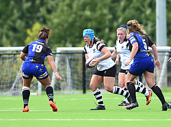 Jessica Thomas of Bristol Bears Women - Mandatory by-line: Paul Knight/JMP - 02/09/2018 - RUGBY - Shaftsbury Park - Bristol, England - Bristol Bears Women v Dragons Women - Pre-season friendly